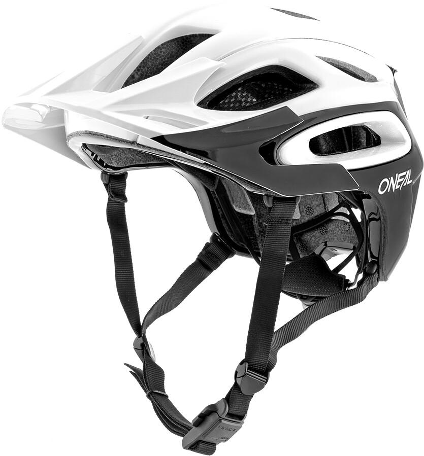 72c92d8cfbd22 ONeal Orbiter II casco per bici bianco nero su Bikester
